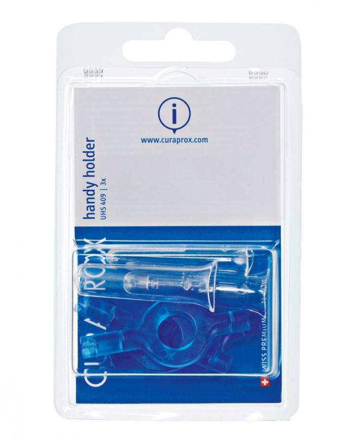 UHS 409 manche handy, bleu